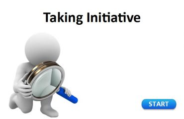 Taking Initiative